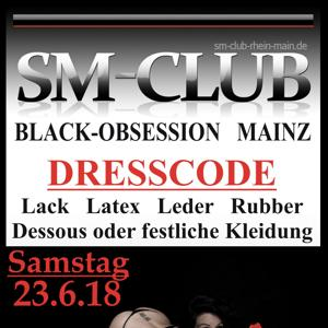 BLACK OBSESSION   MAINZ